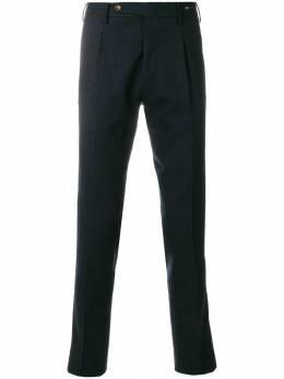 Pt01 - брюки прямого кроя 6ZS6WHI9053689300000