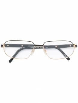 Cazal классические очки в квадратной оправе 7009