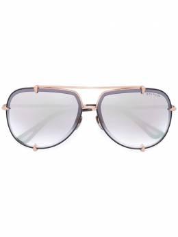 Dita Eyewear солнцезащитные очки-авиаторы 23007FRGD62