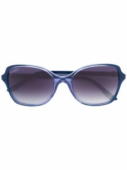 Cartier крупные солнцезащитные очки ESW00180
