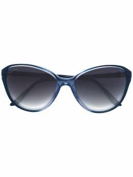 Cartier солнцезащитные очки 'Double C Décor' ESW00181