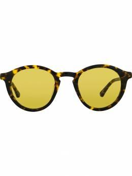 Linda Farrow солнцезащитные очки из коллаборации с Dries Van Noten DVN144C1SUN