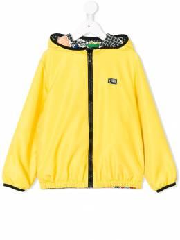 Fendi Kids - K-Way reversible jacket 969A3PF9369956300000