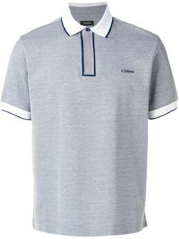 Z Zegna рубашка-поло VS306ZZ620