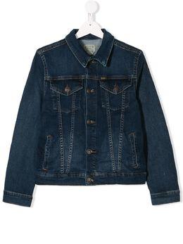 Ralph Lauren Kids - джинсовая куртка 69866093596539000000