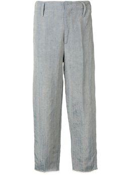 Forte Forte - укороченные брюки 3MYPANTS933596580000