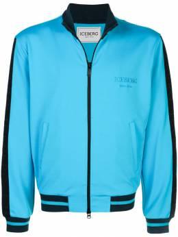 Iceberg спортивная куртка с логотипом E0806312