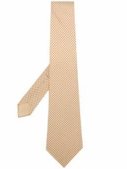 Hermès Pre-Owned галстук в мелкую точку HER150AE