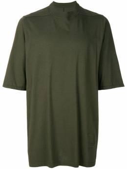 Rick Owens DRKSHDW однотонная футболка DU18S3274JA