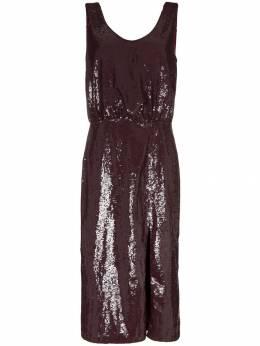 Johanna Ortiz - платье 'Tarantella' с открытой спиной и пайетками ANTELLA9369568000000