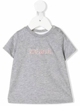 Fendi Kids - футболка с нашивкой логотипа 6833AJ93390509000000