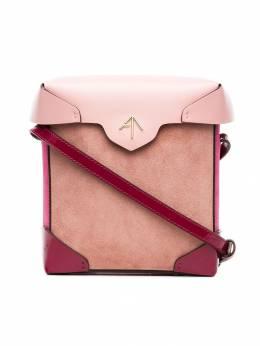 Manu Atelier - квадратная сумка через плечо 33389096863600000000