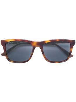 Gucci Eyewear очки в прямоугольной оправе GG0381S