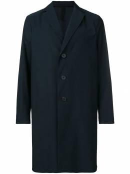 Harris Wharf London - однобортное пальто 09PYZ933350680000000