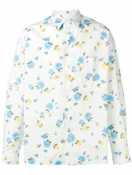 Golden Goose - рубашка 'Anthony' с цветочным принтом MP509A39366935900000
