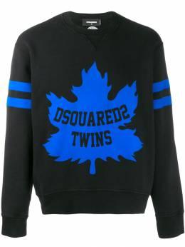 Dsquared2 - толстовка с логотипом GU6309S0563695685086
