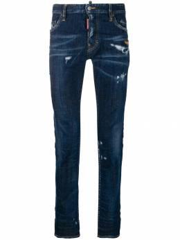Dsquared2 - джинсы кроя слим с эффектом потертости LB6558S3635095638630