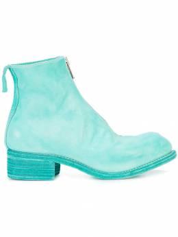 Guidi - ботинки высотой до щиколотки на молнии SOFTHORSEFGP965T9036
