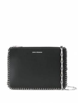 Paco Rabanne сумка через плечо с логотипом 19ASS0059CLF001