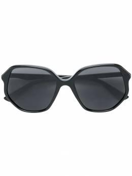 Gucci Eyewear солнцезащитные очки в круглой оправе GG0258S