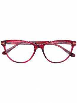 Tom Ford Eyewear очки в оправе 'кошачий глаз' TF5402
