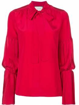Alexis блузка с плиссированными деталями A41801154896