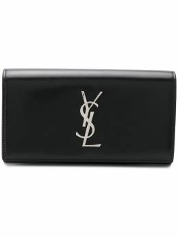 Saint Laurent - большой кошелек с логотипом 0506SX6E936698080000