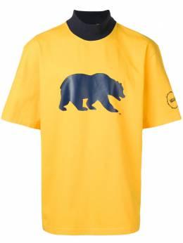 Calvin Klein 205W39nyc футболка в стиле оверсайз 91MWTD98C433