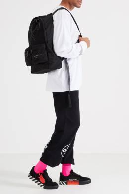 Неоновые носки с принтом Off-White 2202144130