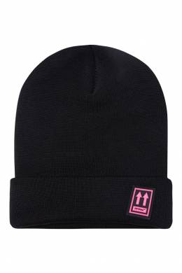 Шерстяная шапка с отворотом Off-White 2202144043