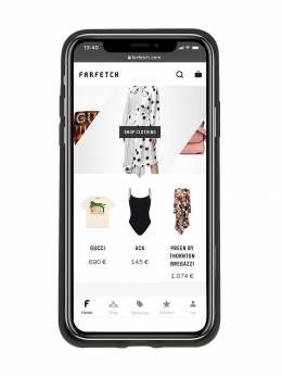 Dolce&Gabbana - чехол для iPhone X/XS с логотипом 568AA660956869350000
