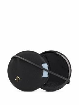 Manu Atelier - круглая сумка на плечо 3833TWIST95998003000