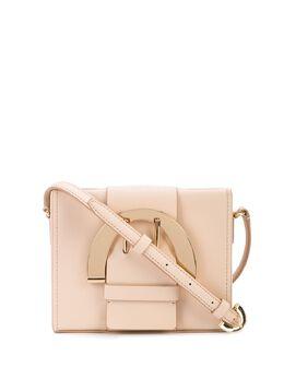 Zac Zac Posen каркасная сумка через плечо с пряжкой ZP5915275