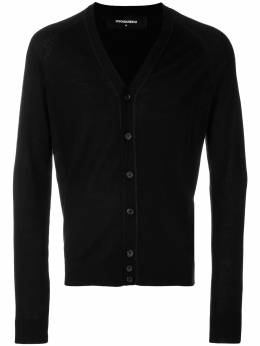 Dsquared2 buttoned cardigan S74HA0899S16377
