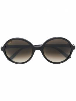 Cartier солнцезащитные очки в круглой оправе CT0127S
