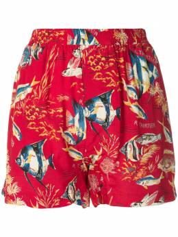 R13 шорты Hawaiian R13M0857235