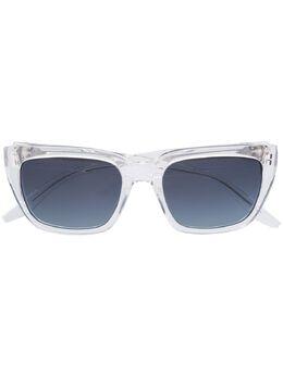 Barton Perreira - солнцезащитные очки Vesuvio в квадратной оправе UVIO9595358800000000