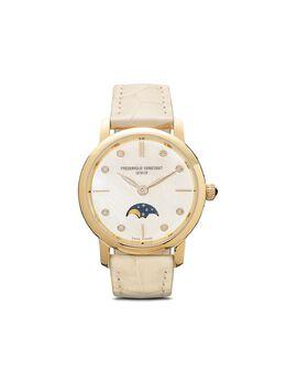 Frederique Constant - наручные часы Slimline Ladies Moonphase 30 мм 66MPWD9S595365988000
