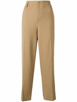 Forte Forte - cropped tailored trousers 6MYPANTS939658680000