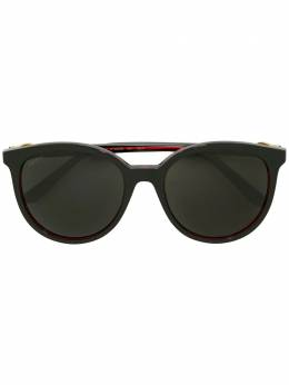 Cartier tinted oversized sunglasses CT0003S