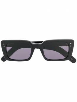 Gucci Eyewear солнцезащитные очки с затемненными линзами в квадратной оправе GG0539S