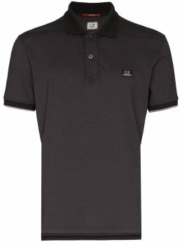 C.P. Company рубашка-поло с короткими рукавами MPL110A000973G
