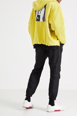 Спортивная куртка на молнии Marcelo Burlon County Of Milan 29144646