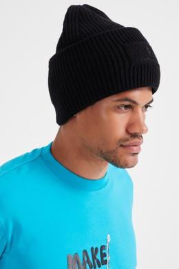 Черная шапка Marcelo Burlon County Of Milan 29144648