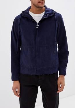 Куртка кожаная Sisley 2CF653B49