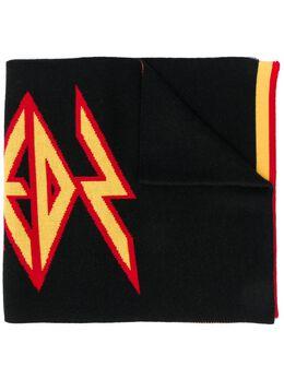 Dsquared2 - шарф с контрастным логотипом 663569W6050595355905