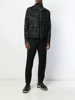 Philipp Plein - джинсовая куртка CMDB6039PDE665N95656