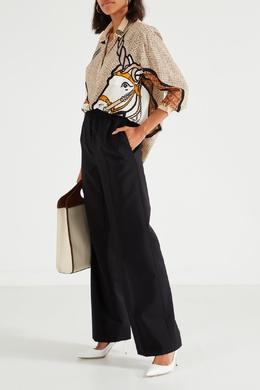 Текстильная сумка Pocket Burberry 10145001