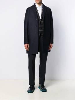Harris Wharf London - однобортное пальто 69MLK953939050000000