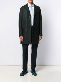 Harris Wharf London - пальто прямого кроя 69MLK953939650000000
